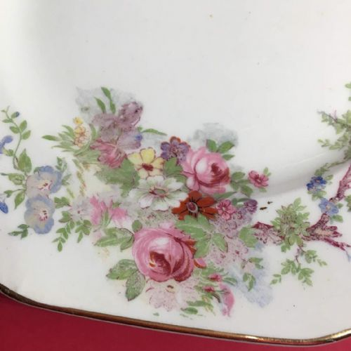 Alfred Meakin  | Art Deco - Plate Bundle - 7 pieces